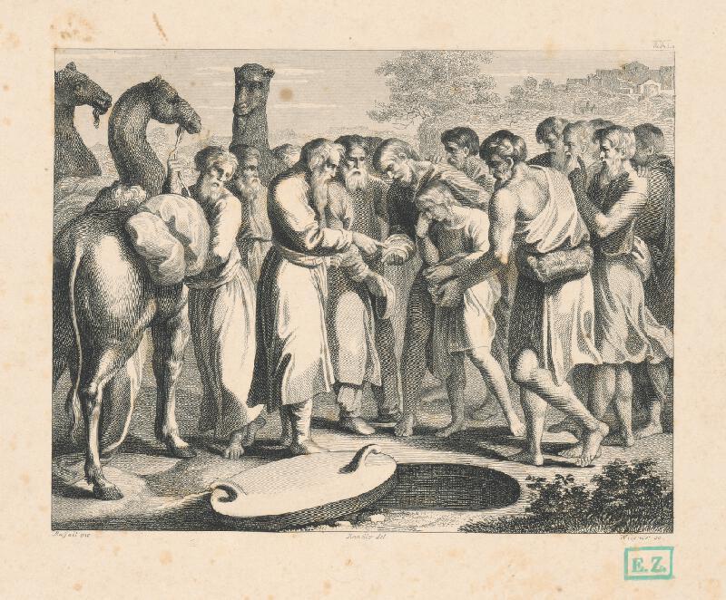 Wiesner, Raffael, Wilhelm Kandler - Jozefa predávajú bratia arabským kupcom