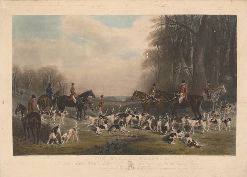 Thomas Lupton, John Wray  Snow - Pred poľovačkou