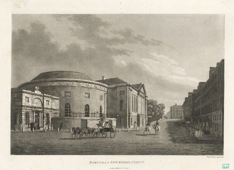 James Malton - Rotunda New Rooms v Dubline