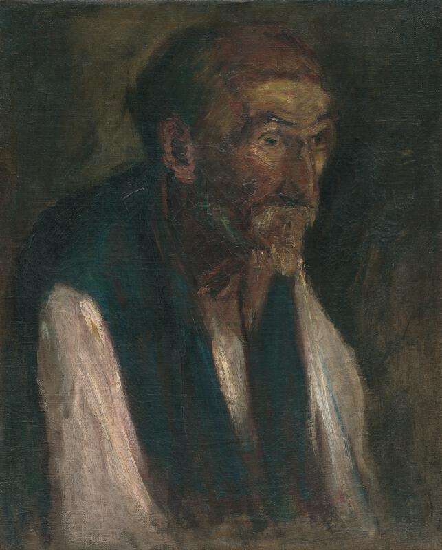 Gejza Kukán - Starec