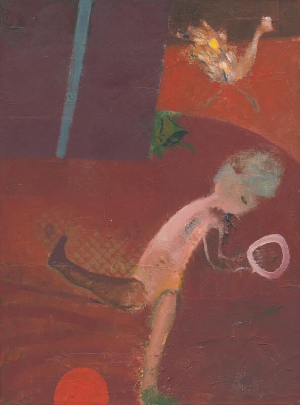 Terézia Žilíková-Sládeková - Opustená bábika