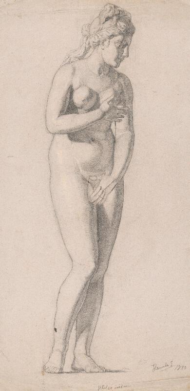 Jozef Hanula - Štúdia ženy