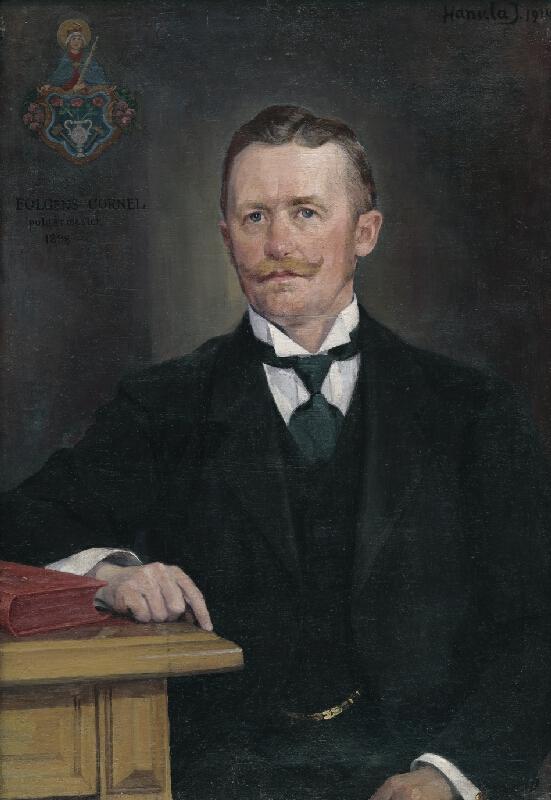 Jozef Hanula - Cornel Folgens