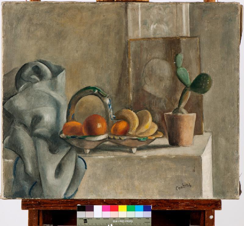 Otakar Kubín (Coubine) - Zátiší s pomeranči