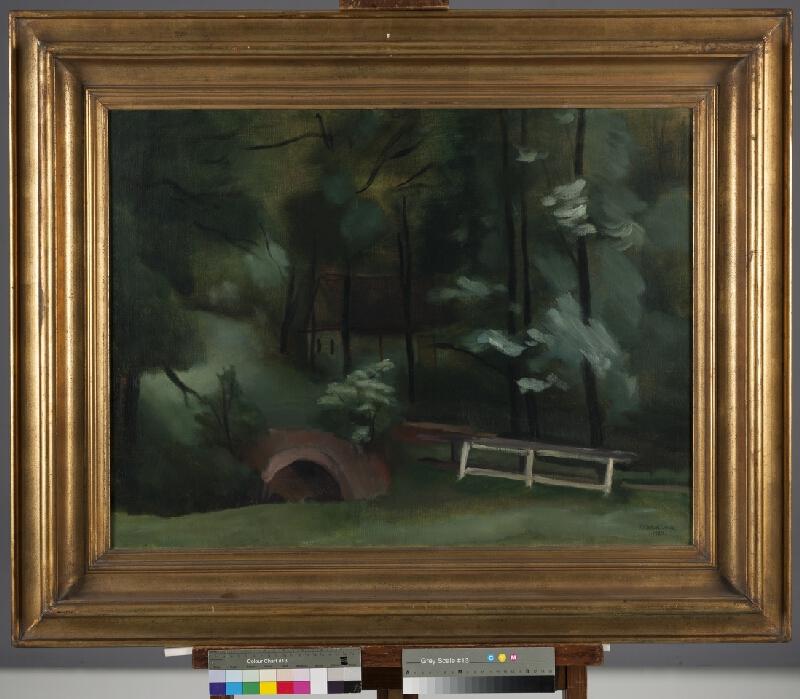 Rudolf Kremlička - Chalupa v lese