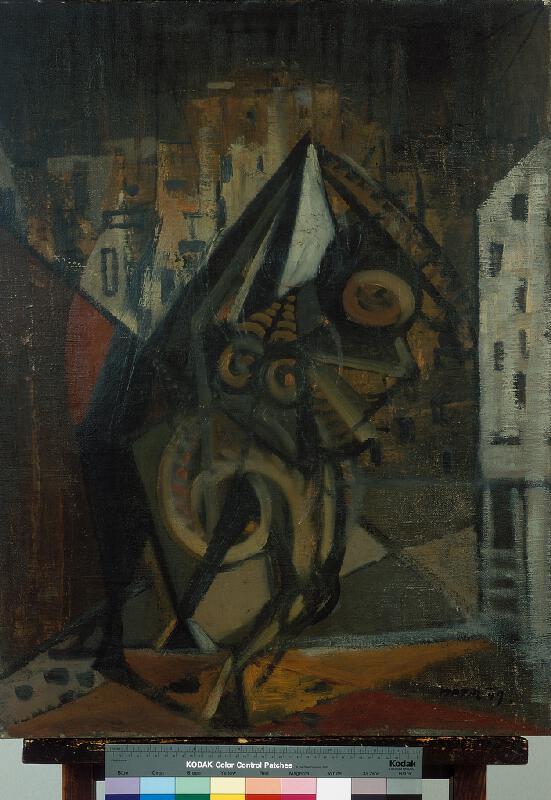 Bohumír Matal - Postava s vlastním stínem