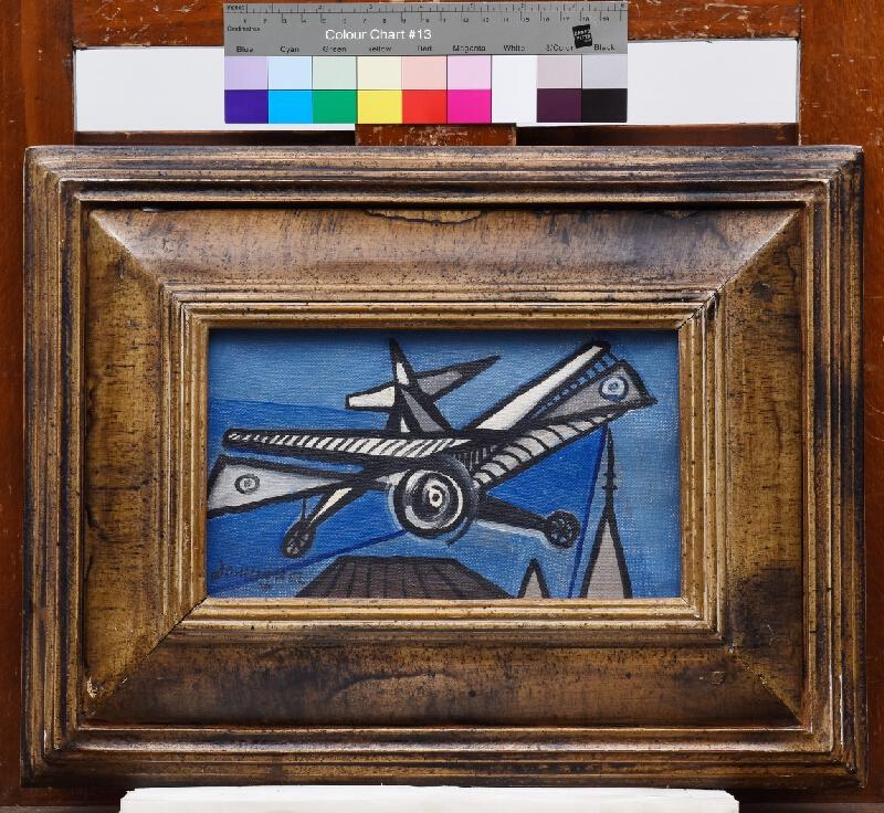 Oscar Dominguez - Letadlo