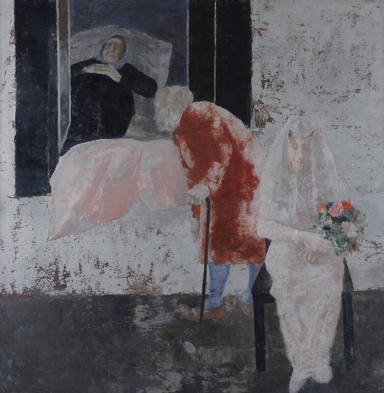 František Ronovský - Vzpomínka na tetu (3. část triptychu)