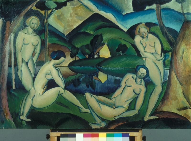 František Foltýn - Ženy u vody