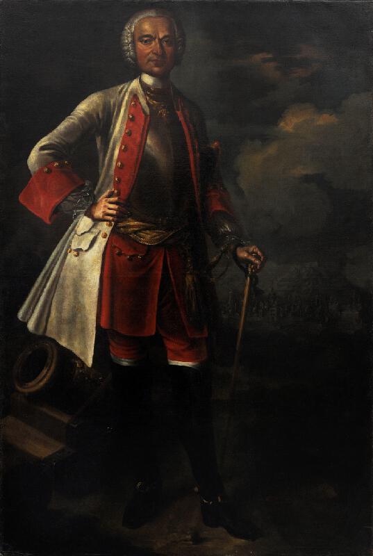 Josef Tadeáš Rotter - Podobizna generála, svobodného pána Rotha