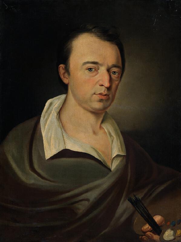 Jan Ondřej Gebhardt - Vlastní podobizna