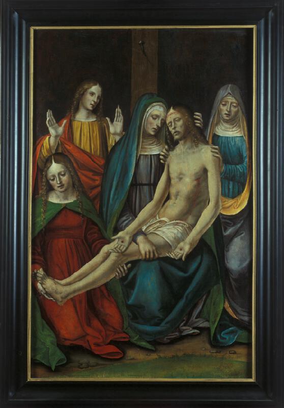 neznámý malíř lombardský - Oplakávání