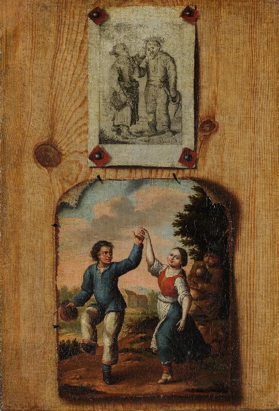 Johann Georg Gutwein - Quodlibet: Tanec