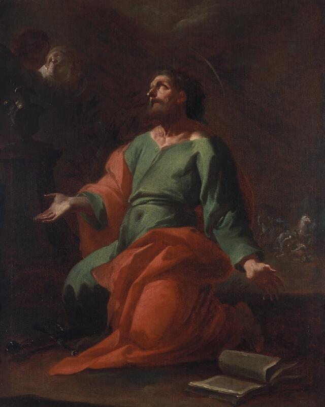 Josef Ignác Sadler (Sattler) - Sv. Pavel