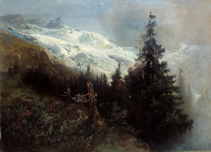 Adolf Obermüllner - Monte Cristallo