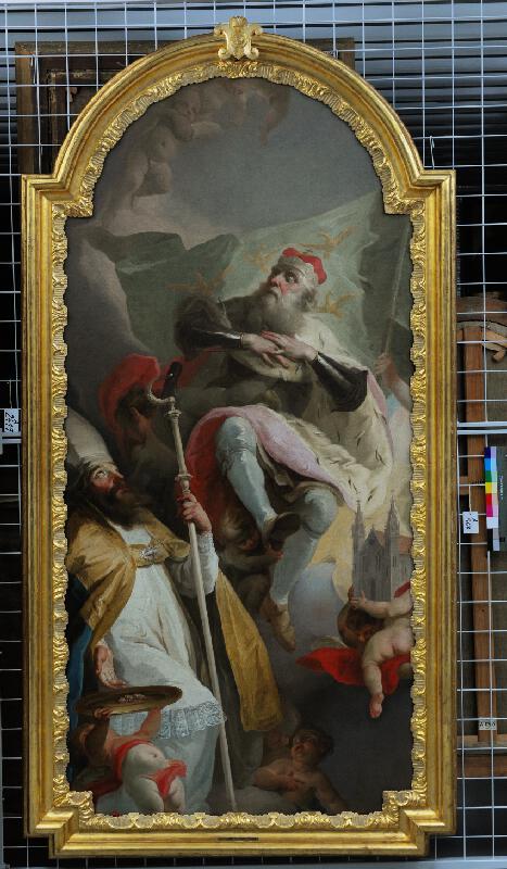 Josef Stern - Sv. Leopold a sv. Liborius