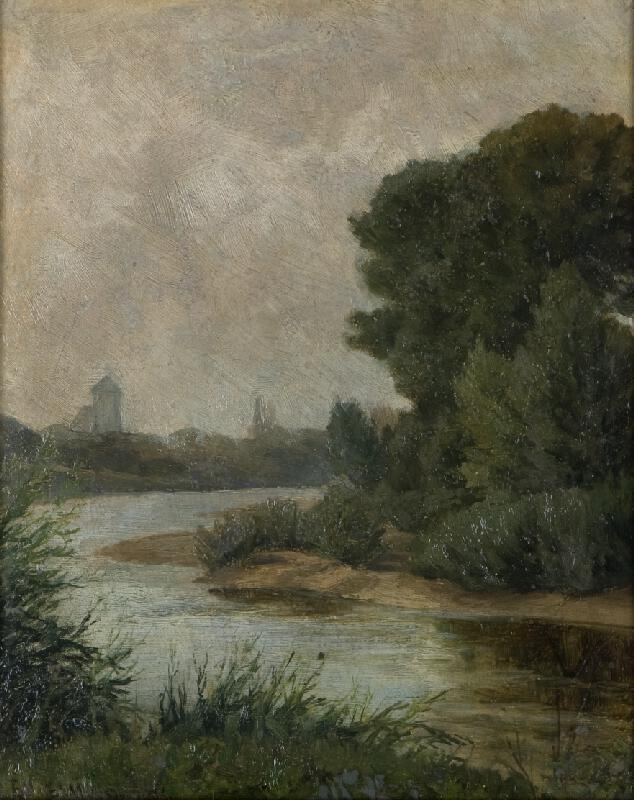 Ferdinand Engelmüller - Na Oharce u Obory