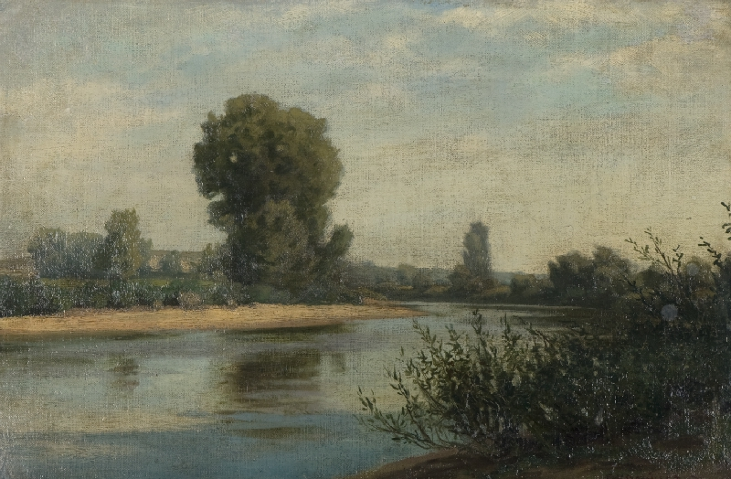 Ferdinand Engelmüller - Obora na Oharce