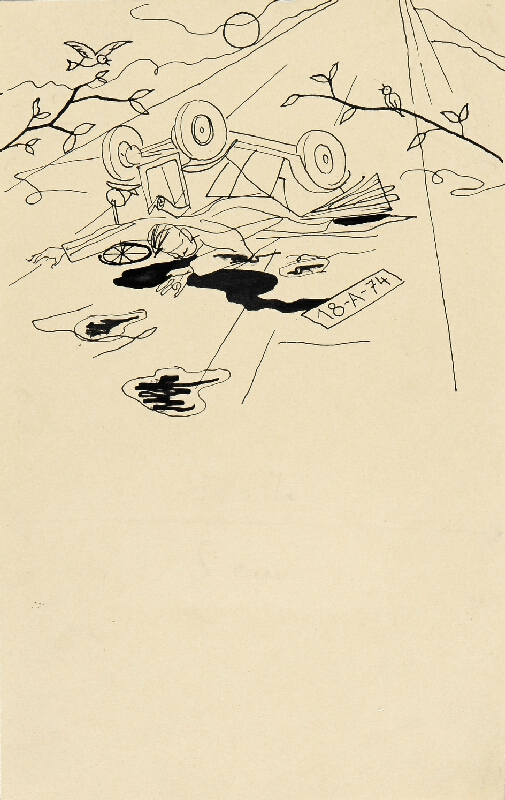 Adolf Hoffmeister - Příž a automobilová horečka