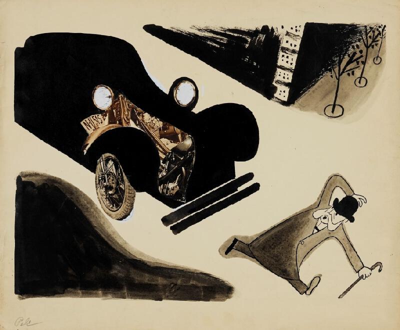 Antonín Pelc - Člověk a automobil