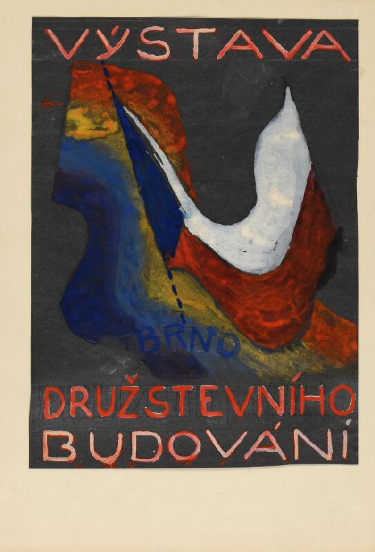 František Foltýn - Výstava družstevní budování (I)