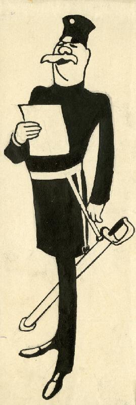 František Gellner - Křest sv. Vladimíra  III