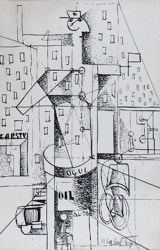 Bohumír Matal - Člověk - stroj