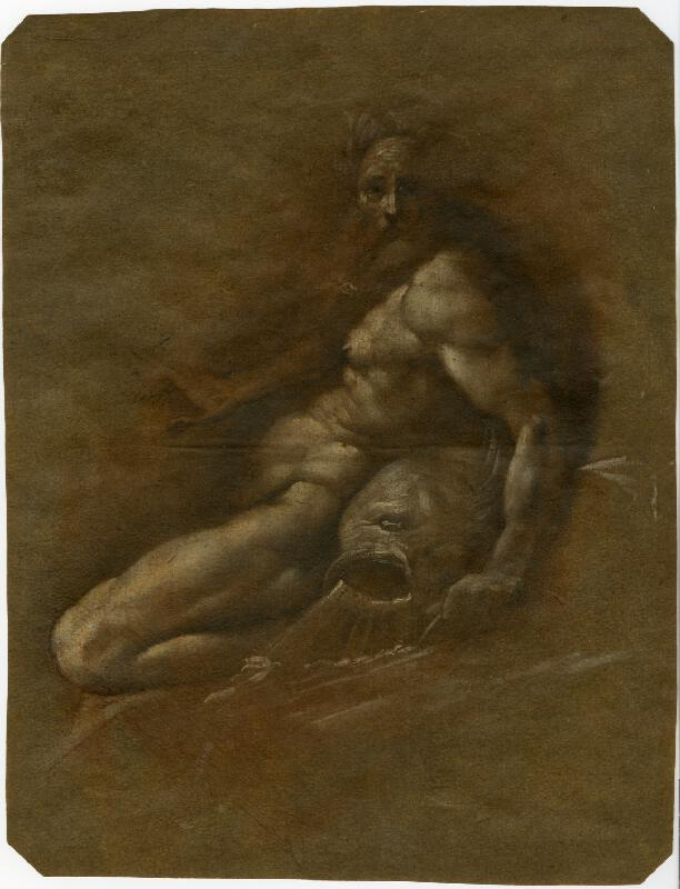 Giovanni Battista Crespi zv. Cerano - Alegorie řeky