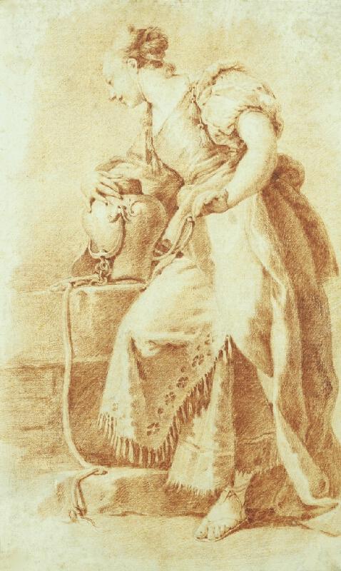 neznámý malíř italský - Klanění pastýřů