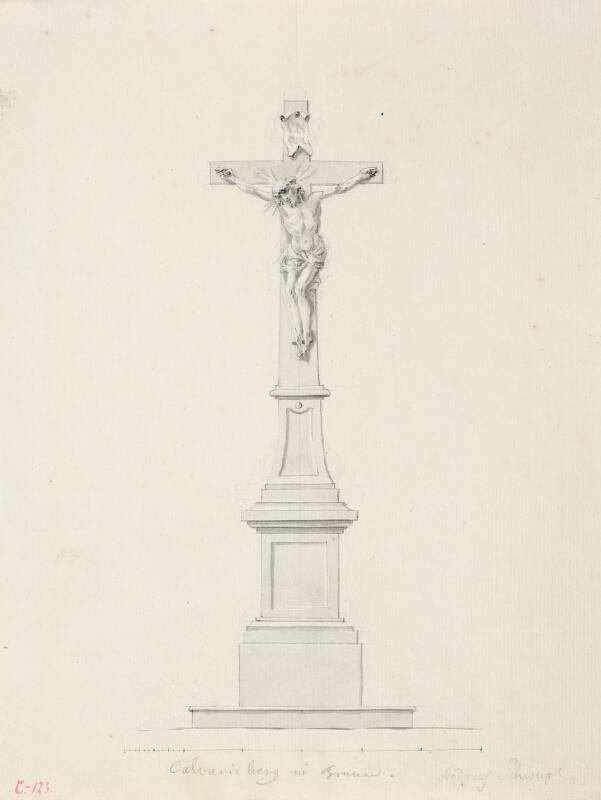 Ondřej (Andreas) Schweigl - Krucifix