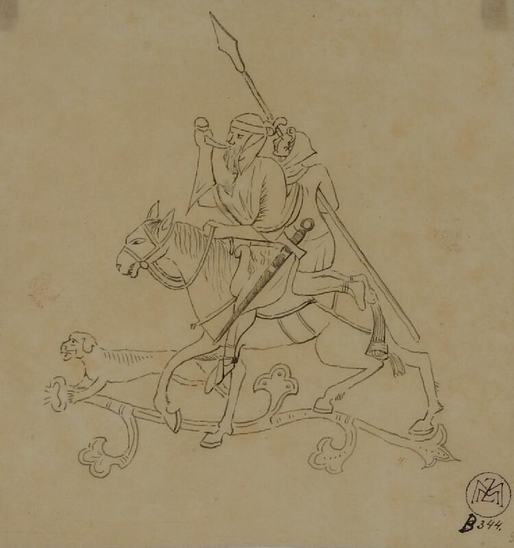 Mořic (Mauritz) Vilém Trapp - Výzdoba rukopisu