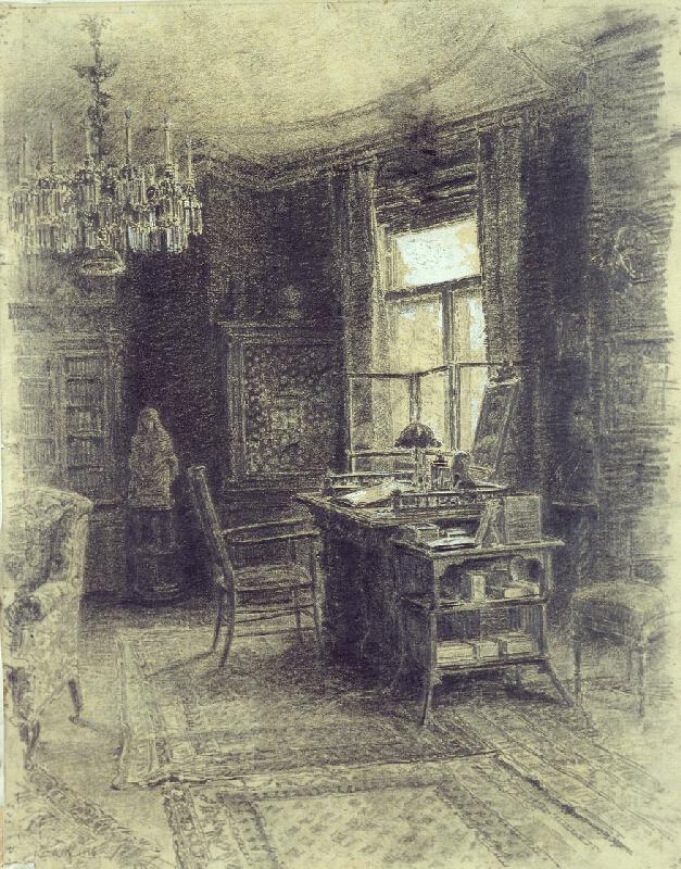 Gabriela Murad-Michalkovská - Pracovna spis. Maria von Ebner-Eschenbach