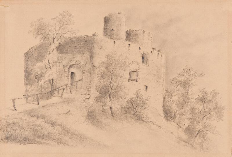 Josef Ethler - Nový hrad u Blanska
