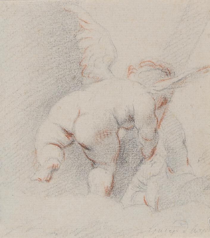 Tizian - podle - Andílek