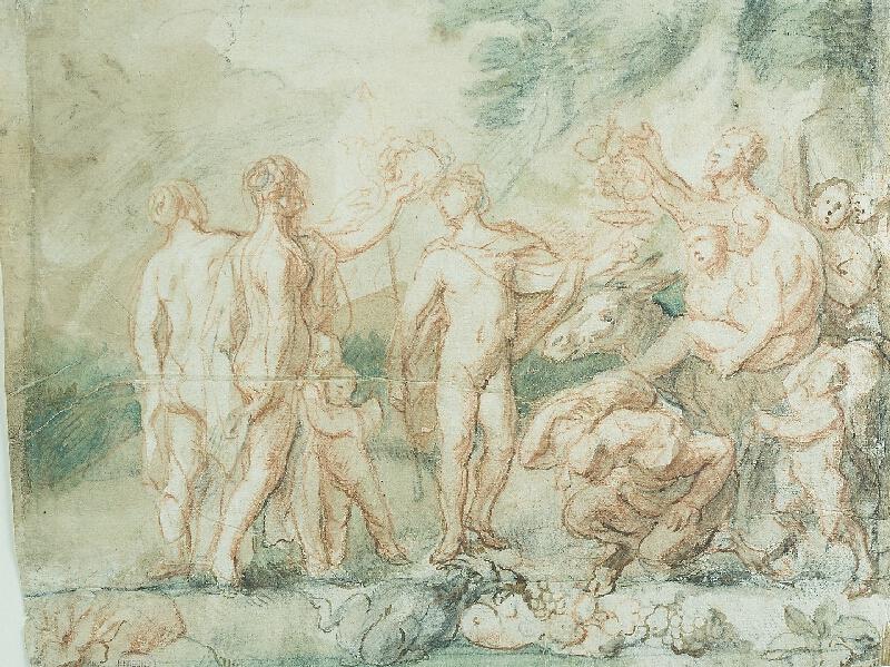 Jacob Jordaens - Bakchův triumf