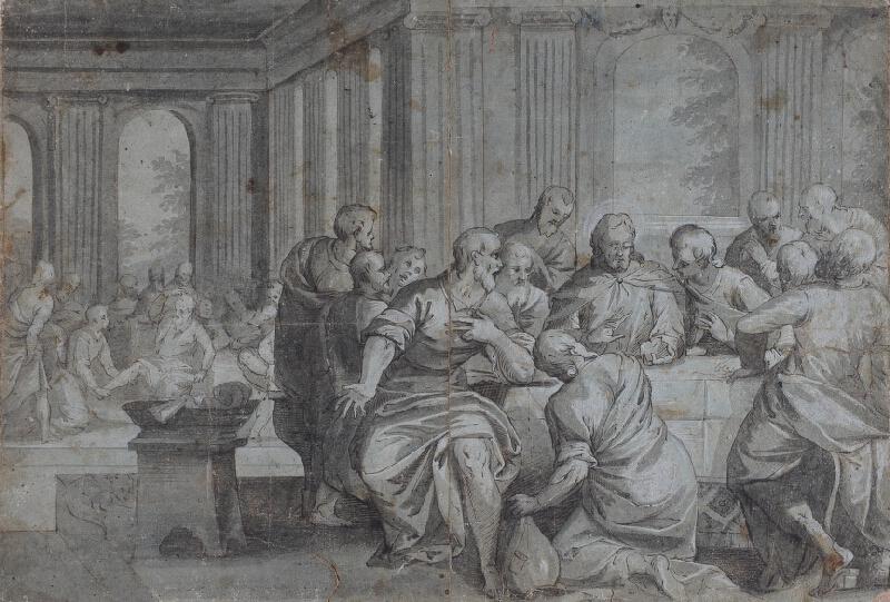 Benedetto Caliari - podle - Poslední večeře