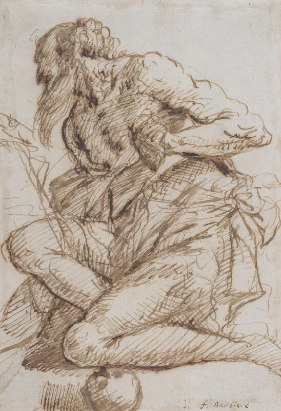 neznámý malíř - Sv. Jeroným