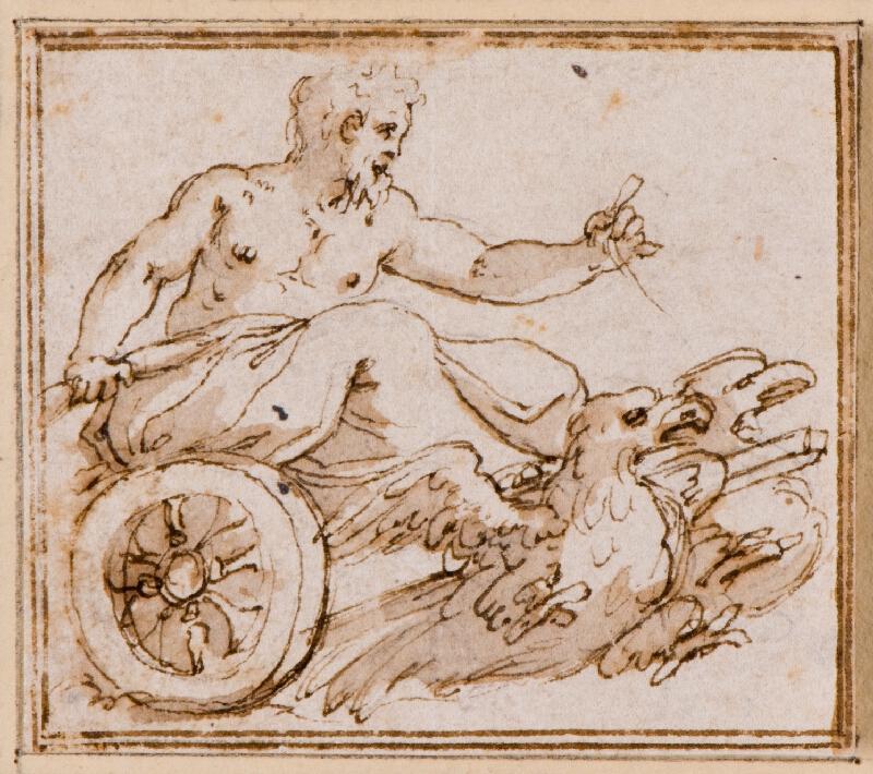 Giorgio Vasari - Jupiter