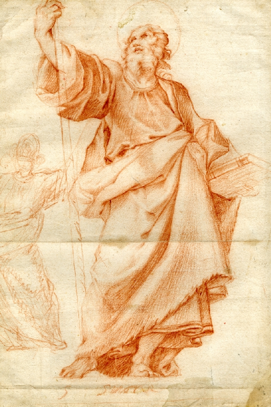 Giusepp Cesari zv. Cavaliere d´Arpino - Sv. Šimon