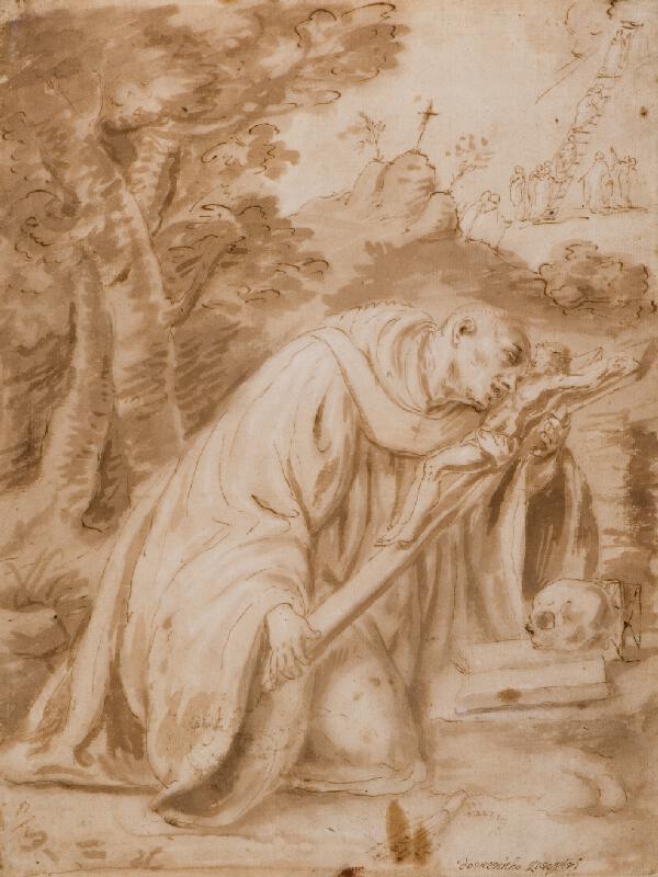 neznámý - Sv. Antonín