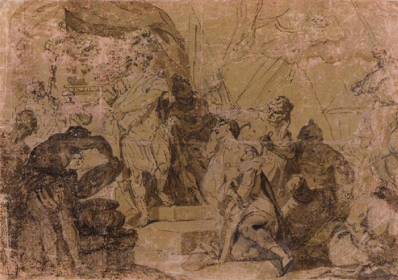 Nicola Marcola (?) - Pompeius v Hispánii