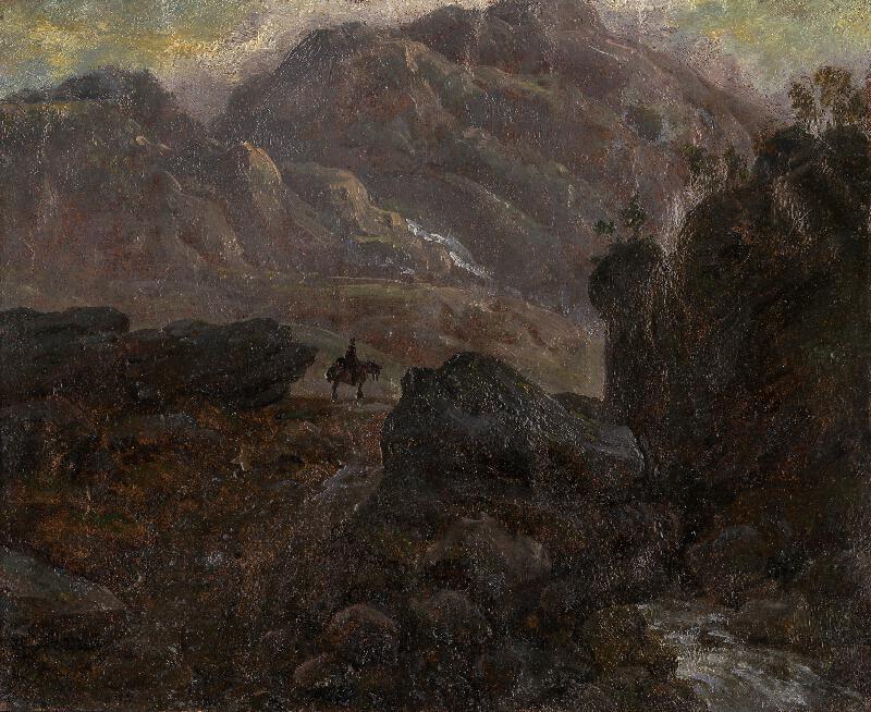 Jacopo Negretti zv. Palma il Giovane - okruh - Kristus a nevěřící Tomáš