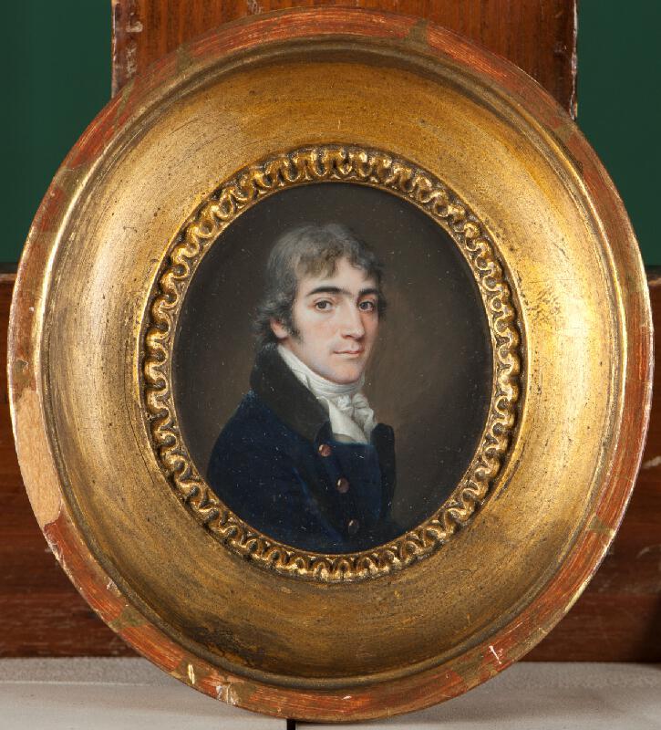 Fréderic Dubois (?) - Podobizna pána