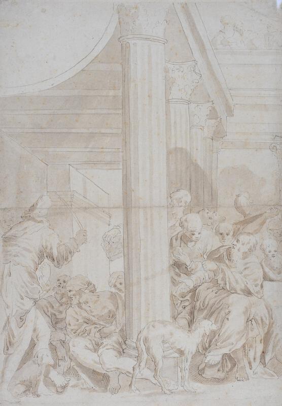 Paolo Veronese - podle - Obdarování