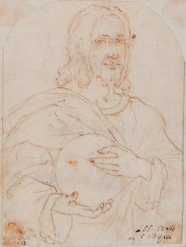 Federico Fiori zv. il Barocci - Kristus(?)