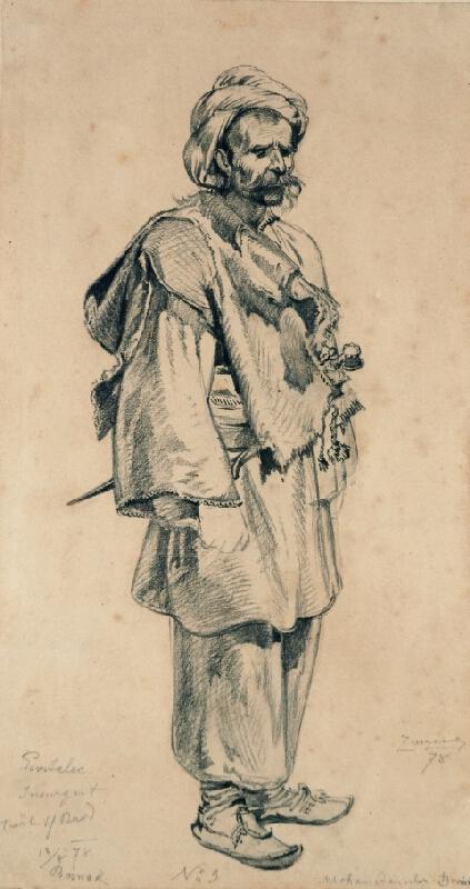 František Bohumír Zvěřina - Povstalec (Studie z Bulharska)