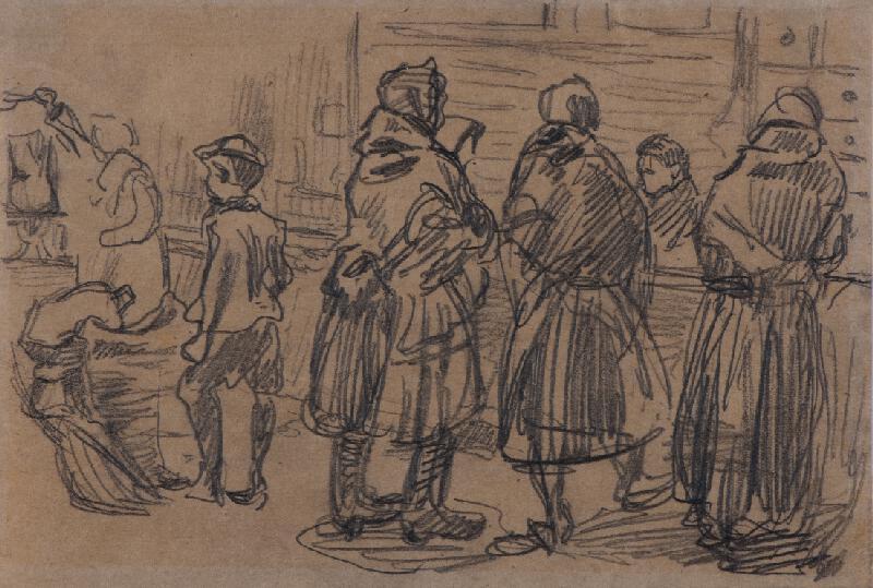 Ludvík Ehrenhaft - Na trhu