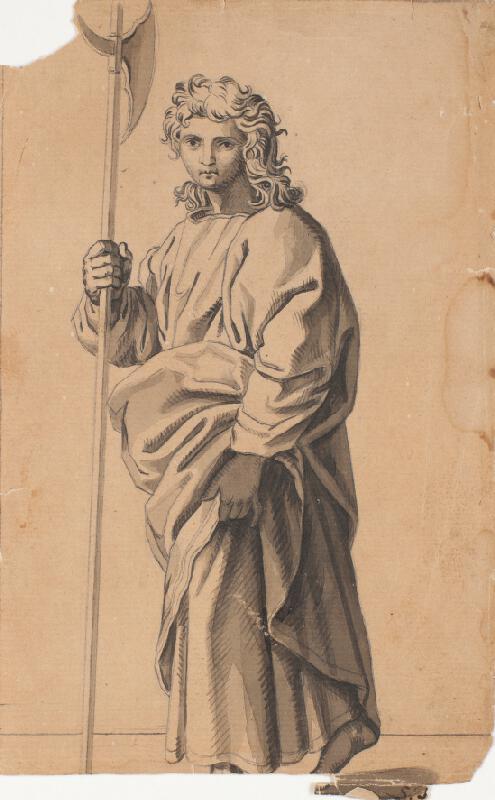 František Tkadlík (Kadlik) - Apoštol sv. Juda Tadeáš (?)
