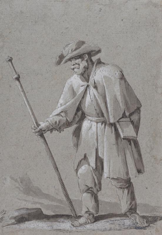 neznámý malíř italský - Portrét I.