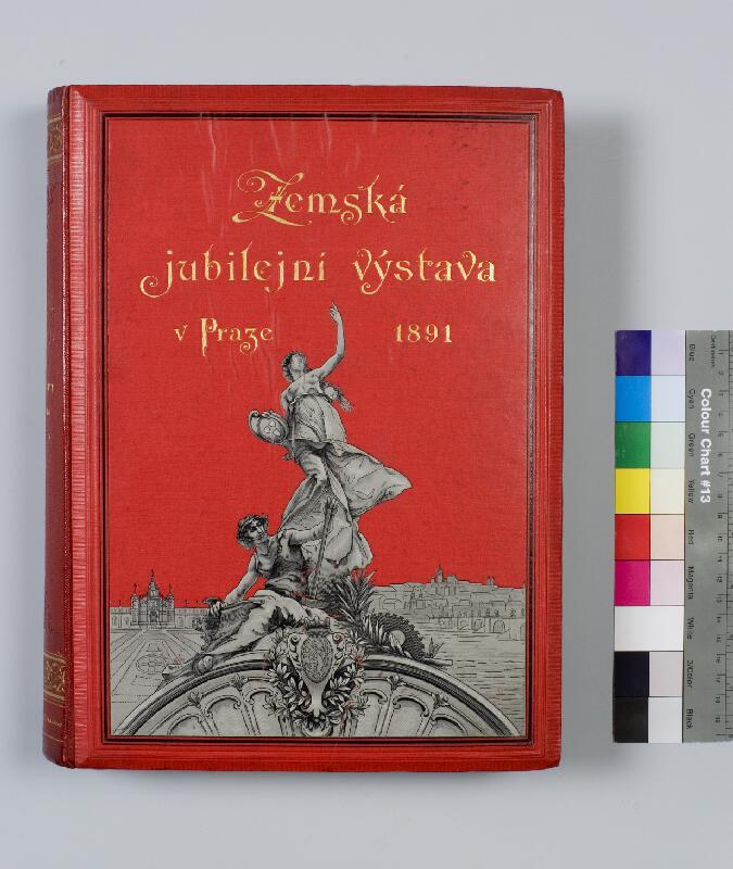 neurčený autor, F Šimáček - Jubilejní výstava zemská Království českého v Praze 1891